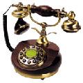Ретро-телефон TeXet TX-223 (Орех)