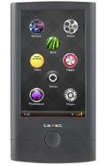 MP3 плеер TeXet T-890 (8 Гб) с сенсорным 3-дюймовым дисплеем, датчиком положения, радиоприемником, диктофоном