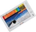 Медиаплеер TeXet T-960HD (белый) с 5-дюймовым дисплеем,  воспроизведением FullHD, диктофоном, встроенным динамиком, электронной книгой, возможностью подключения к ТВ