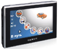 GPS-навигатор Texet TN-505 A5 + навигационная программа CityGuide 3.Х