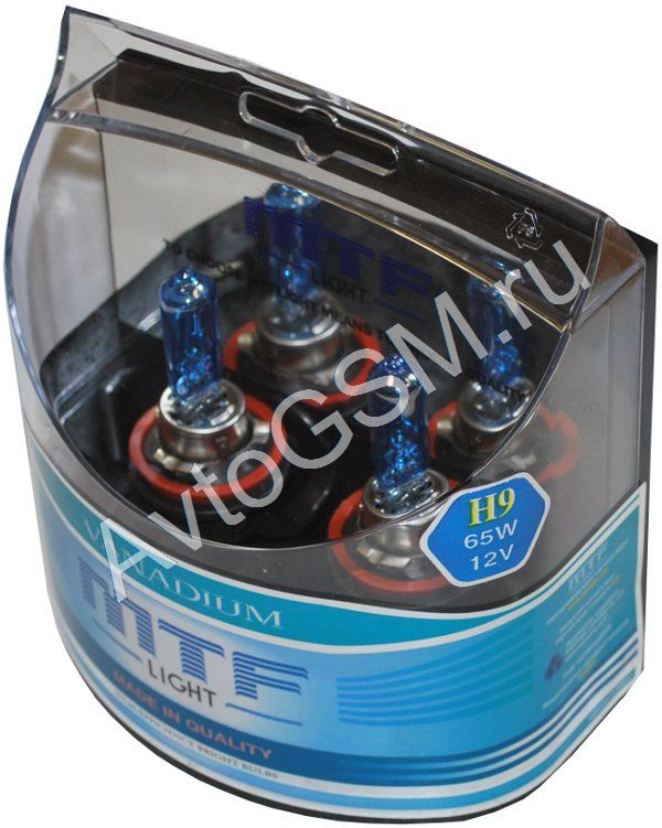 MTF Light Vanadium H9, 65W, 12V от AvtoGSM.ru
