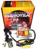 Мотоксенон Xenotex H4 6000K на ближний, без дальнего