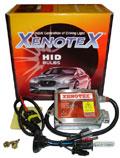 Мотоксенон Xenotex H3 6000K на ближний свет, без дальнего