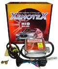 Мотоксенон Xenotex H7 6000K на ближний свет, без дальнего